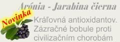 Arónia - Jarabina čierna. Zázračné bobuľe proti civilizačným chorobám