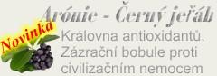 Arónie - Černý jeřáb - Temnoplodec. Královna antioxidantů. Zázrační bobule proti civilizačním nemocem ...