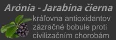 Arónie - Černý jeřáb - Temnoplodec. Kráľovna antioxidantov.